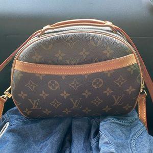 Authentic LV crossbody/shoulder purse